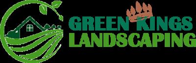 Logo of Green Kings Landscaping